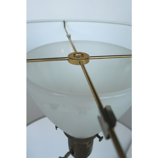 Image of Machine-Age Stanchion Floor Lamps - A Pair