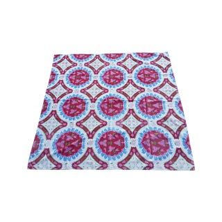 Vintage Suzani Table Cover