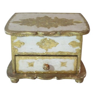 Florentine Dresser Box