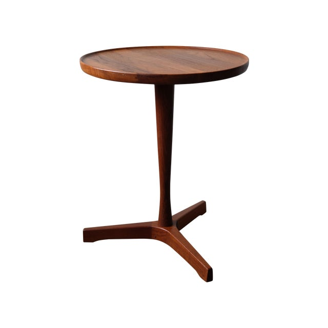 Image of Hans C. Anderson Tripod Side Table