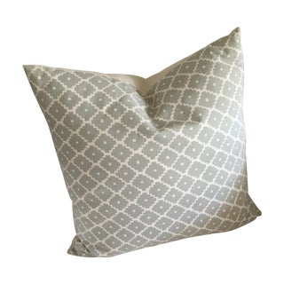 Schumacher Mineral Ziggurat Pillows- Set of 4