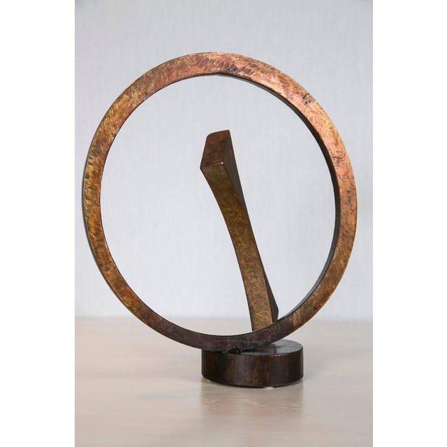 Transition by Joe Sorge, Steel Sculpture - Image 2 of 10