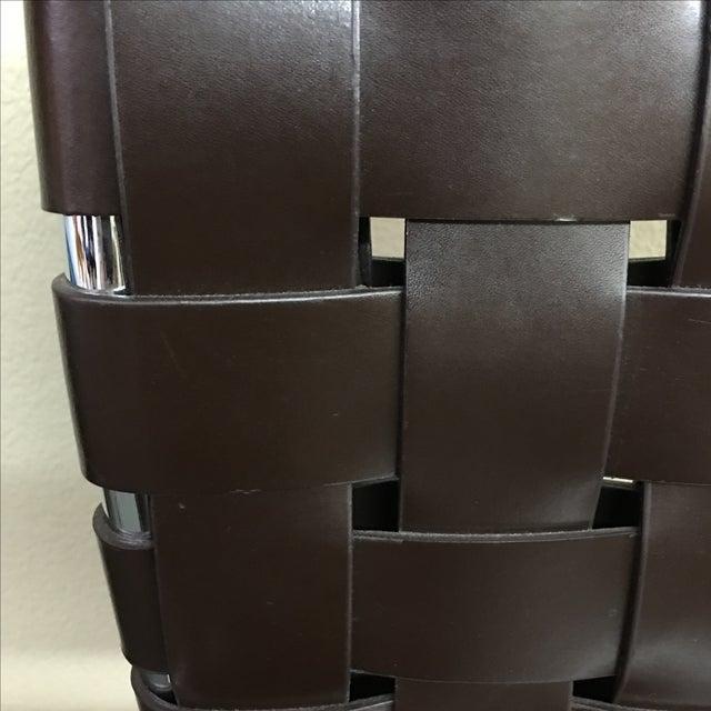Eurostyle Carina Leather Bar Stools- APair - Image 4 of 7