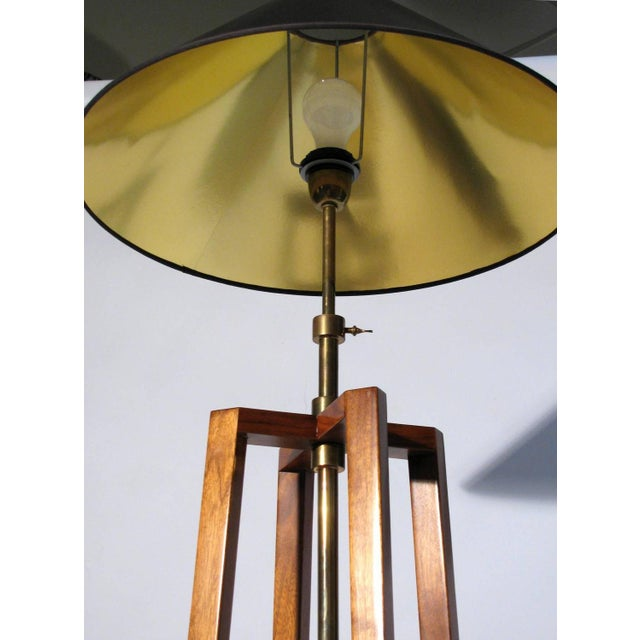 "Mirak Collection ""Chevalet"" Floor Lamp - Image 4 of 6"