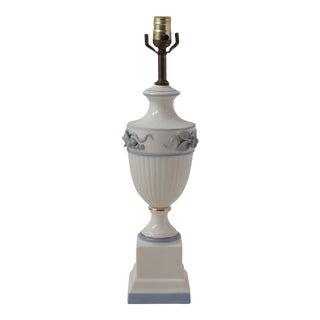 Vintage Ceramic Italian Lamp