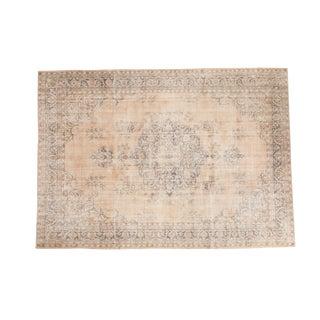 "Vintage Distressed Sivas Carpet - 8'3"" x 11'6"""