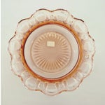 Image of Pink Glass Old Colony Bowls - a Pair