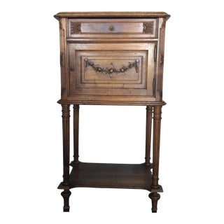 Antique Louis XV Style Nightstand