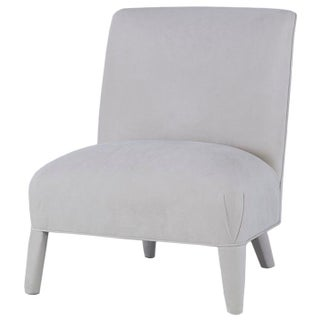 Kravat Loulou Slipper Chair