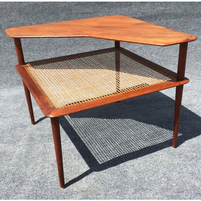 Minerva Seating Group 2-Tier Corner Table - Image 4 of 6