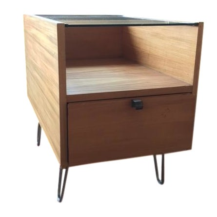 George Nelson Hairpin Side Table Chairish