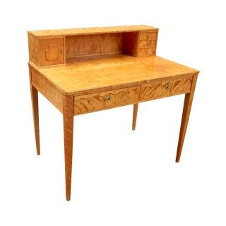 Swedish Biedermeier Revival Desk Ca. 1920