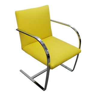 Ludwin Mies Van De Rohe Brno chair for Knoll