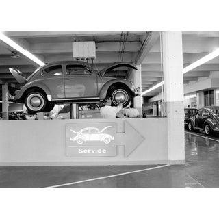 Carlson VW Photograph by Gerald Ratto, Circa 1970