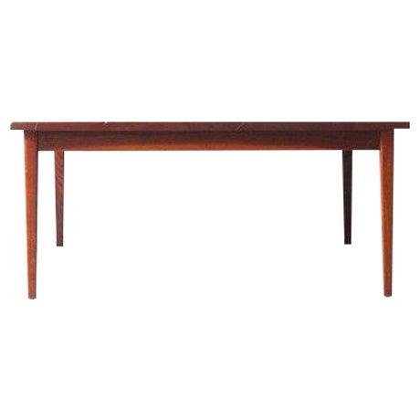 Mid-Century Walnut Coffee Table - Image 1 of 4