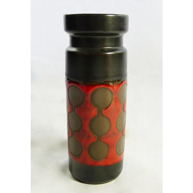 Rare Vintage German Modernist Vases - Set of 3 - Image 3 of 6