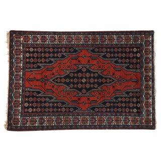 "Hand-Knotted Persian Rug - 6' 5"" x 4' 4"""
