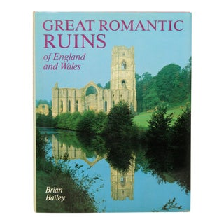 Great Romantic Ruins of England & Wales, First Edition Book