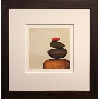 """Pebblestack #19"" by Tandi Venter"