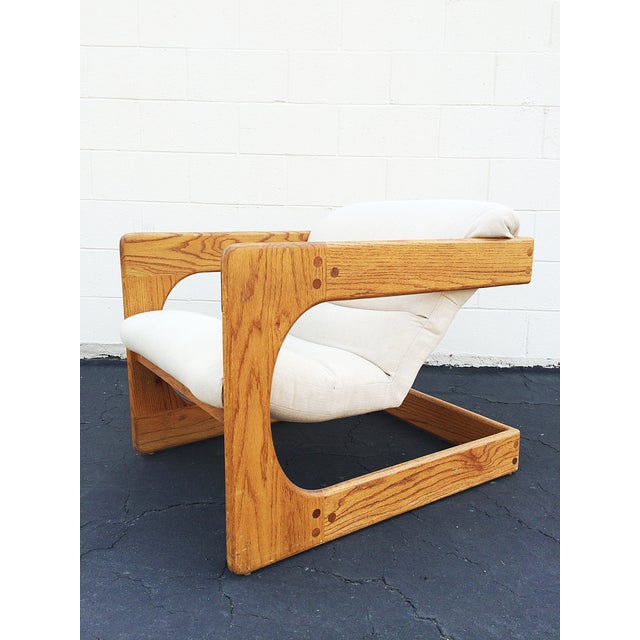 Image of Lou Hodges Cantilevered Lounge Chair