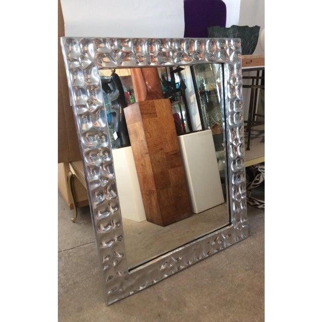 Hollywood Regency Modern Decorative Mirror - Image 2 of 4