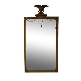 Friedman Brothers Large Federal Style Mirror
