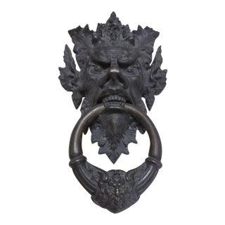 Bronze Mythical Creature Door Knocker