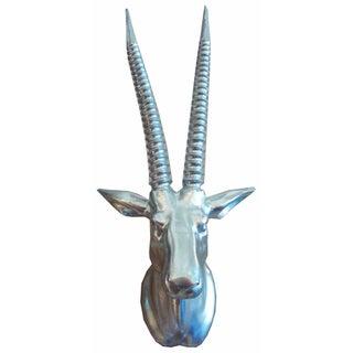 Gazelle Wall Mount in Silver