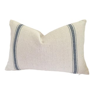 French Grainsack Pillow Cover