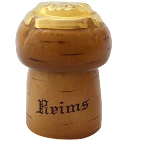 Reims French Champagne Cork Box