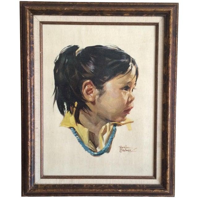 Bettina Steinke Portrait Painting - Image 1 of 5