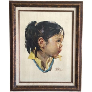 Bettina Steinke Portrait Painting