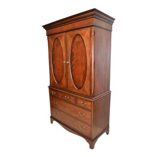 Ethan Allen Newport Collection Armoire