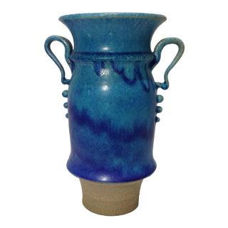Vintage California Studio Art Pottery Vase