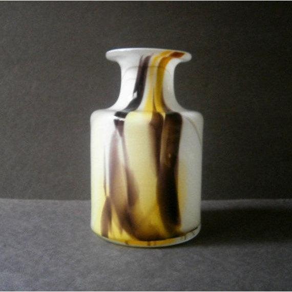 Holmegaard Cascade Cased Glass Vase by Per Lutken - Image 2 of 5