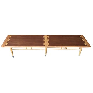 Lane Acclaim Dovetail Inlay Coffee Table