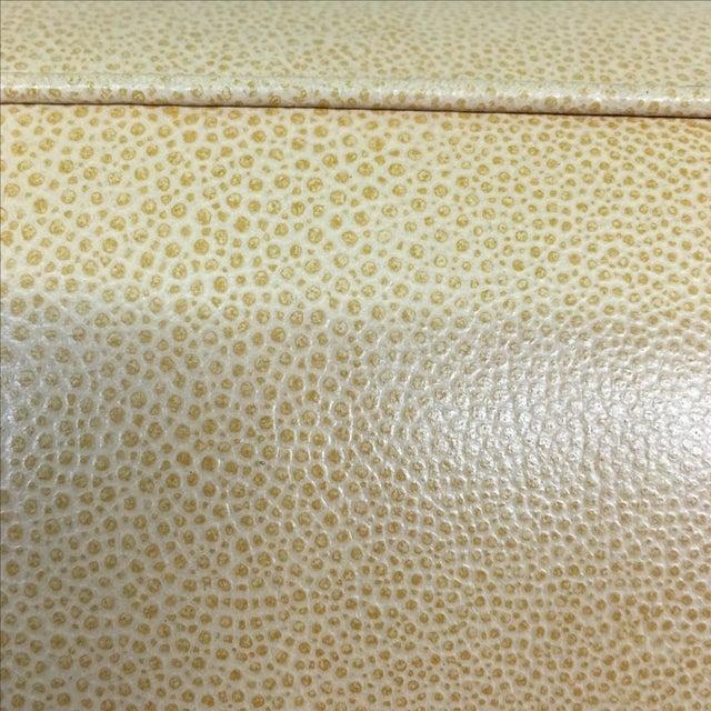Dakota Jackson Ocean Leather Chair - Image 6 of 10