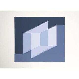 "Josef Albers ""Portfolio 2, Folder 25, Image 2"" Print"