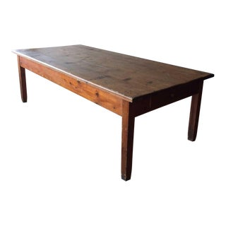 Antique Tuscan Dining Table