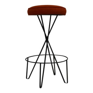 1950s Paul Tuttle Bar Stool