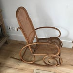 Image of Spanish Bentwood Rocking Chair Rocker