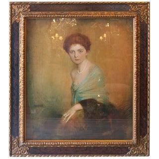 Portrait of Caroline Von Winderburg