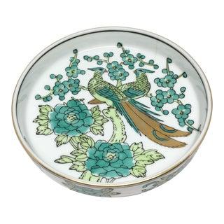 Vintage Gold Imari Porcelain Dish