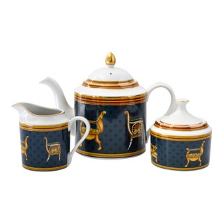 Gucci Porcelain Coffee & Tea Set