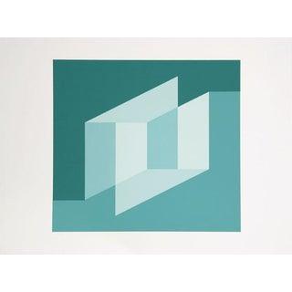 "Josef Albers ""Portfolio 2, Folder 25, Image 1"" Print"