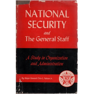 National Security and the General Staff