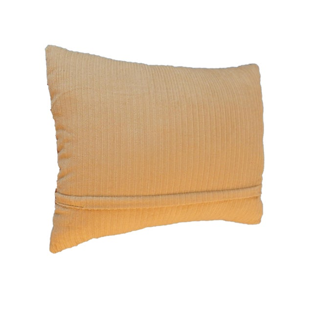 Malian Mud Cloth Pillow - Image 5 of 5