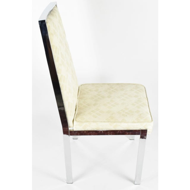 Image of Milo Baughman Dining Chairs- Set of 6