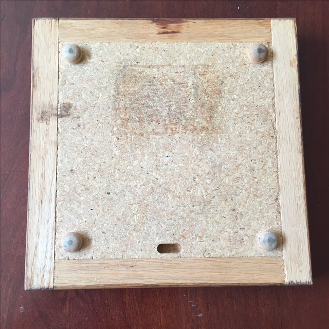 Image of Road Runner Ceramic Tile Trivet