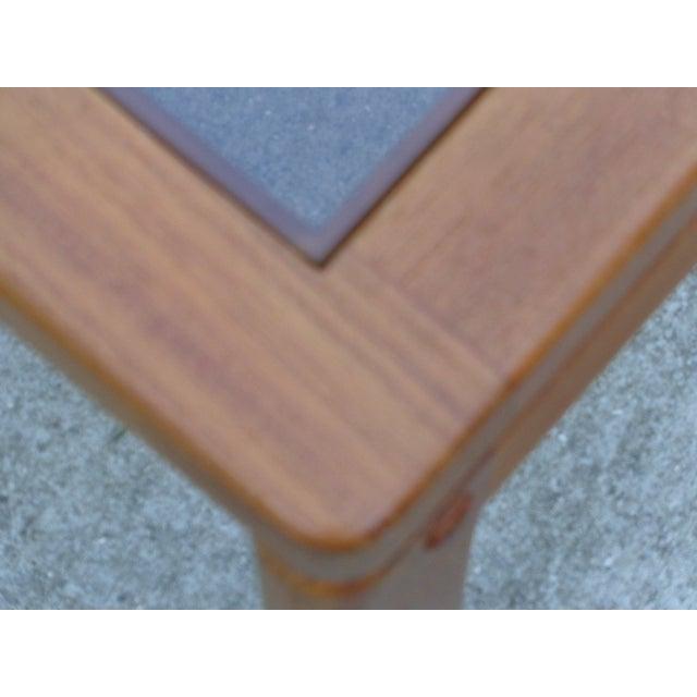 Image of Teak Danish Modern Floating Coffee Table